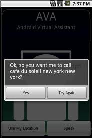 Android Virtual Assistant