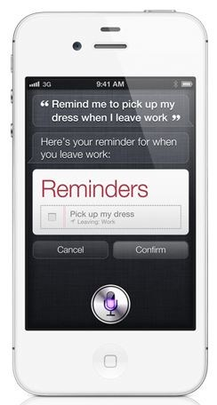 Apple Siri vs Vlingo for Android