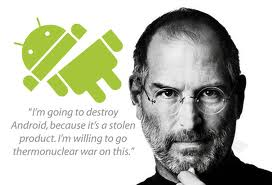 Steve Job's Hatred for Android
