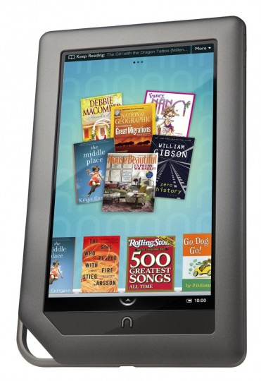 Nook Color Tablet