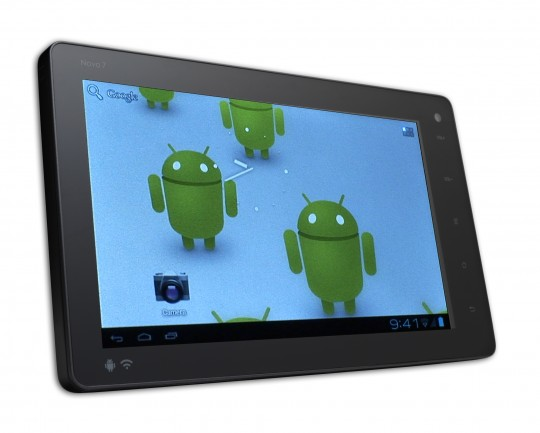 MIPS NOVO7 Android 4.0 Tablet