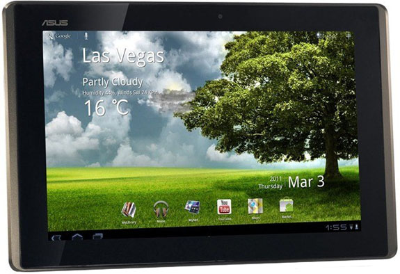 ASUS Transformer TF101 Ice Cream Sandwich Update