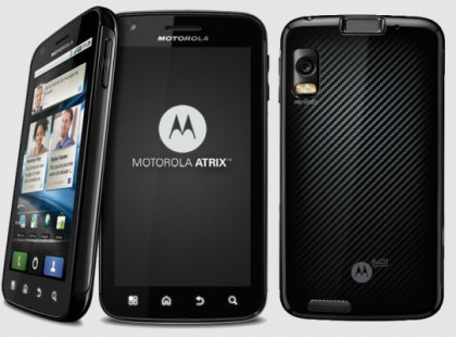 Root the Motorola Atrix 4G Running 4.5.141
