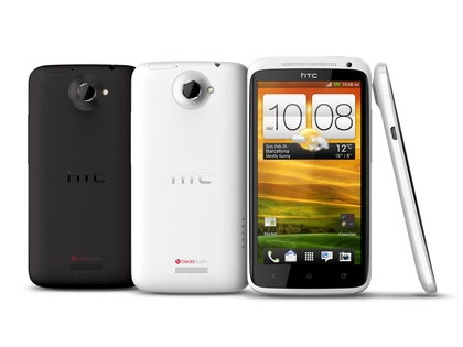 HTC One X will not update
