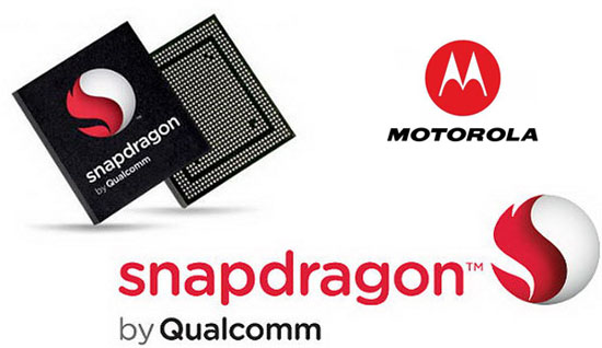 Qualcomm Snapdragon S4 and Motorola