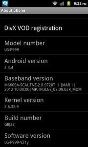 T-Mobile G2X Android 2.3.4 Update