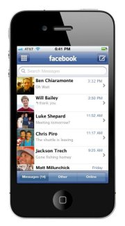 Facebook Android Phone to be released 2013