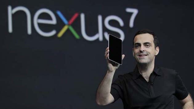 Google Nexus 7 Factory Image Download