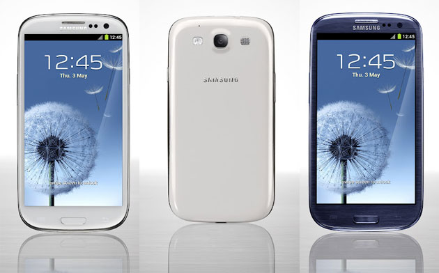 Samsung Galaxy S III Update
