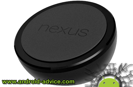 Google Nexus Wireless Charger