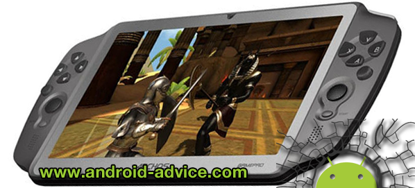 Archos GamePad 7 inch Android Tablet