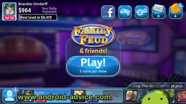 Family Feud Free Android App Overview and Review