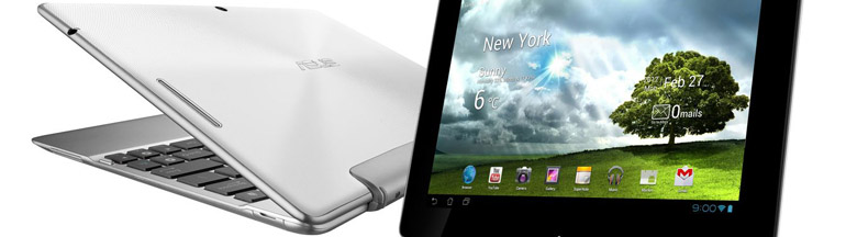 Asus Transformer Pad TF300 Android 4.2 Update