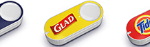 Amazon the dash button instant ordering