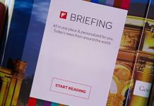Galaxy S6 Briefing Removal
